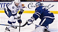 Steven Stamkos et le Lightning exploitent les problèmes d'Andersen