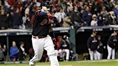 Les Indians lessivent les Cubs au premier match