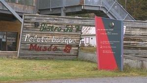 Le Parc de l'aventure basque de Trois-Pistoles sera bientôt vendu.