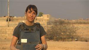 5 questions à Marie-Eve Bédard, notre envoyée spéciale en Irak