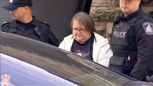L'accusée Elizabeth Wettlaufer