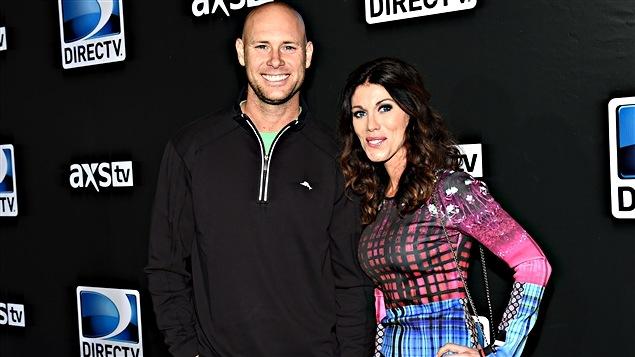 Josh Brown et son ex-épouse Molly