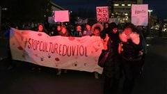 Manifestations dans six villes du Québec contre la culture du viol