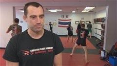 Le Gatinois Mark Holst vers un duel de boxe thaïlandaise en France