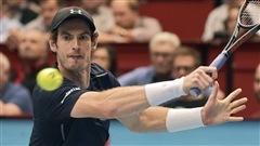 Andy Murray au deuxième tour à Vienne, Nestor tombe en double
