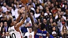 DeRozan marque 40 points pour les Raptors