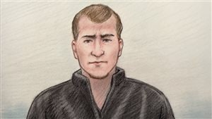 Brandon Ethier est accusé de meurtre au deuxième de degré.