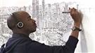 Un artiste autiste dessine des villes de mémoire