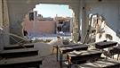 Une frappe contre une école en Syrie tue 22enfants et leurs enseignants
