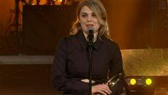 Coeur de pirate et Fred Fortin parmi les gagnants du Premier Gala de l'ADISQ