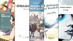 Prix TD : Cinq livres jeunesse à découvrir