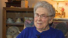 Doréa Gagnon-Belzile, la même énergie depuis 104 ans