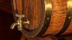 À boire : De la bière en «cask»