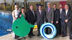 Drummondville: la piscine du Centre fait peau neuve