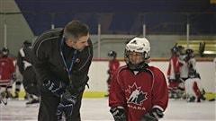 Le programme de hockey de Joé Juneau rayonne dans Portneuf