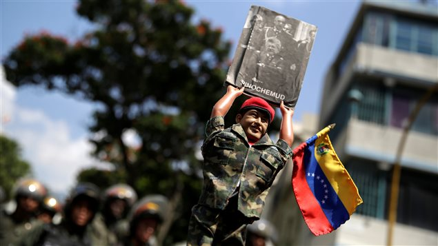La tension monte au Venezuela