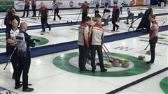 Le Grand chelem de curling, rien à voir avec le Brier ou le Tournoi des cœurs