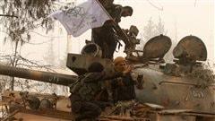 Les rebelles syriens tentent de briser le siège d'Alep-Est