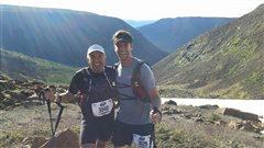 Un Québécois court 167 km après avoir frôlé la mort