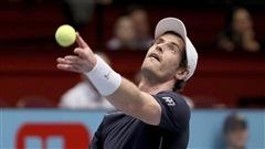 Murray accède aisément aux demi-finales à Vienne