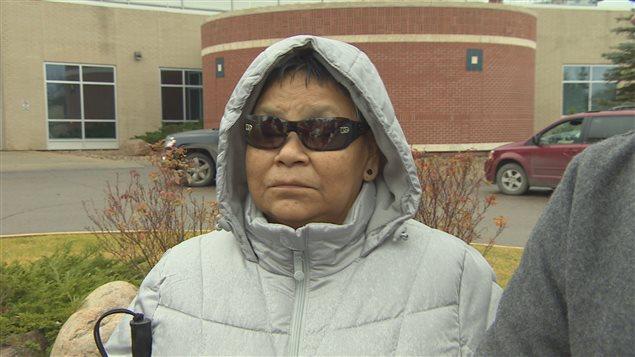 Joyce Tapaquon dit que sa fille Juliette a été victime de racisme à l'Hôpital Pasqua de Regina lors d'un séjour peu avant sa mort en 2014.