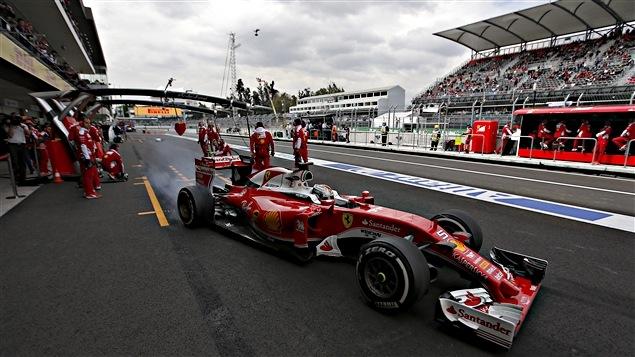 F1: Rosberg, première chance pour le sacre au GP du Mexique