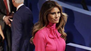 Melania Trump: de top-modèle à première dame des États-Unis