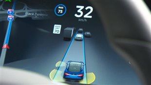 Les voitures autonomes devront attendre