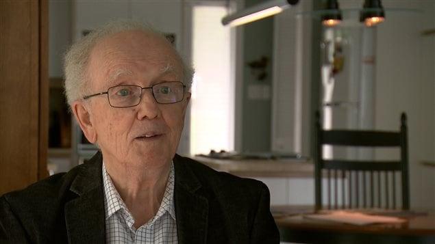 L'ex-pdg de la Société immobilière du Québec, Jean Vézina
