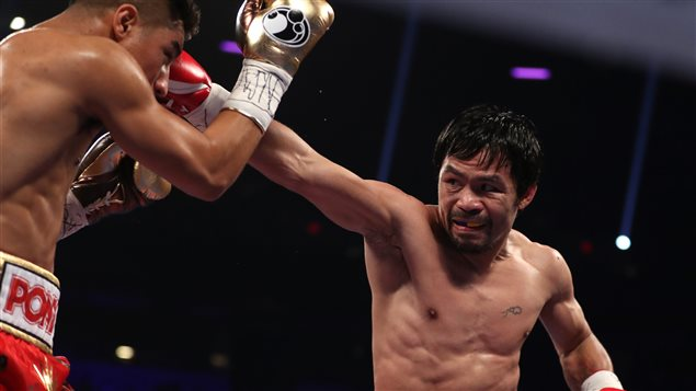 Boxe: Pacquiao soigne son retour