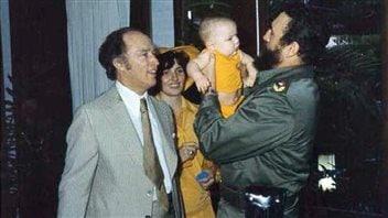 Petit journal de l'amitié entre la famille Trudeau et Fidel Castro