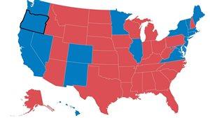 Voici comment le portrait politique américain a changé