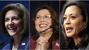 Hillary Clinton n'a pas écrit l'histoire, mais les femmes du Congrès l'ont-elles fait?