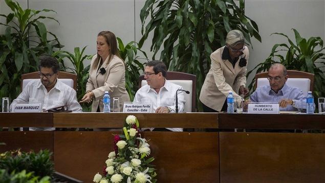Accord remanié pour sauver la paix avec les Farc — Colombie