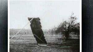 La première fusée moderne inventée par Robert Goddard