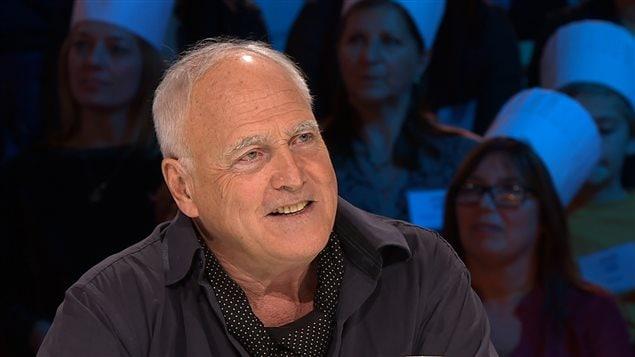 <p>Daniel Pinard raconte les débuts de Josée di Stasio à la télévision</p>