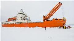 Expédition autour de l'Antarctique