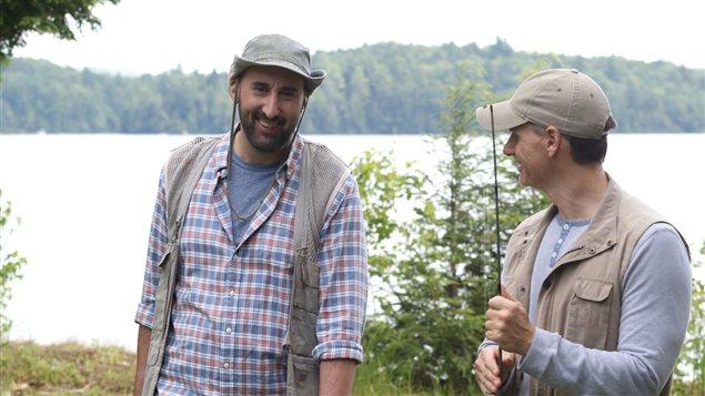 <p>Les gaffes de tournage avec François Morency</p>
