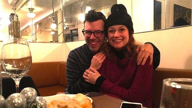 Simon Boulerice et Katherine Levac
