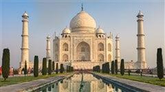 Le Taj Mahal, ce monument né d'un chagrin d'amour