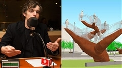 Michel De Broin : l'art contemporain au coeur du mobilier urbain