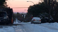 Le deuxième hiver le plus froid en 80 ans  à Vancouver