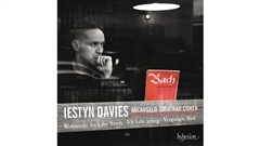 Iestyn Davies : les cantates de Bach sans fatigue