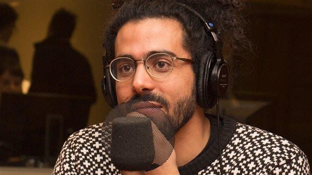 L'humoriste Adib Alkhalidey