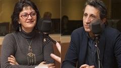 Histoire de couples : Amir Khadir et Nima Machouf