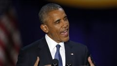Discours d'adieu de Barack Obama : entre inquiétude et espoir