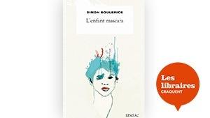 Le livre L'enfant mascara, de Simon Boulerice
