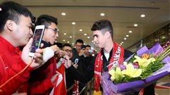 La Chine, future puissance numéro un dans le domaine du soccer?