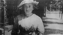 La révolutionnaire Rosa Luxembourg