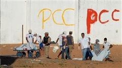 Les narcotrafiquants s'affrontent dans des prisons du Brésil